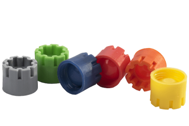 Screw-Caps-For-Tubes-With-External-Thread